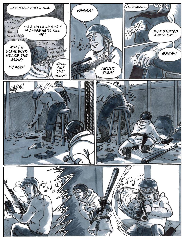 Kill kill kill flagged for v comic fury webcomic hosting image solutioingenieria Choice Image